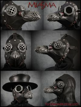 Miasma Mask by TomBanwell