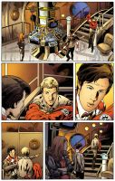 Doctor Who II issue 5 pg 2 by CharlieKirchoff