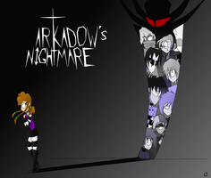 Arkadow's Nightmare -Colored by Cryej