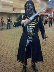 My Corvo Costume from Dishonored. by Bigtuna6501