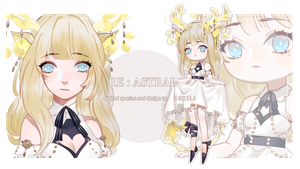ADOPTABLE AUCTION | RE:ASTRAL 08 [CLOSE] by zakili17