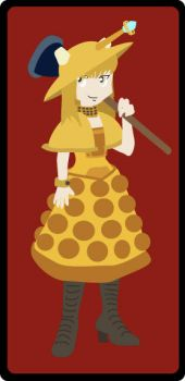Dalek-Tan by heart-of-glass