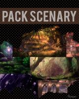 Scenary Pack~ Natsumi~ by grachi29