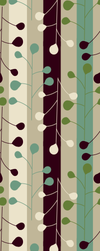 Bookmark - Autumn Trees by Defreve