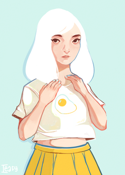 Egg by ieafy