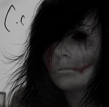 creepy by carly-catastrophe