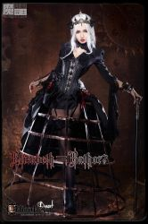 2015 Halloween Elisabeth-Bathory by aoandou