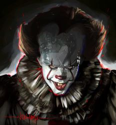 Pennywise - It by KevinMonje