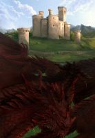 Walk of the Dragons by Nidhogge