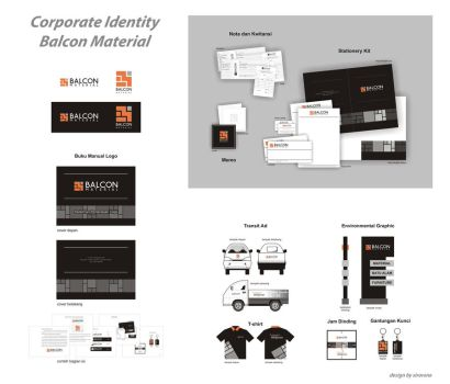 Corporate Identity by sirorene