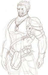 WIP Orc by Nightmayer91