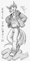Overdue Trade with TalbainEric by KensukeTheCat