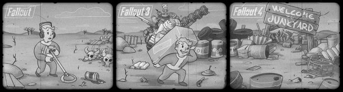 Fallout 4, Pack Rat's Nightmare by StMan