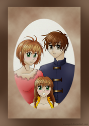 Family Photo by RyouGirl