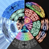 Abstract Wheel by Humble-Novice