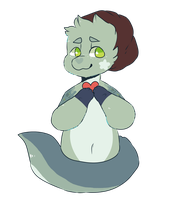 gecko boy by snailbits