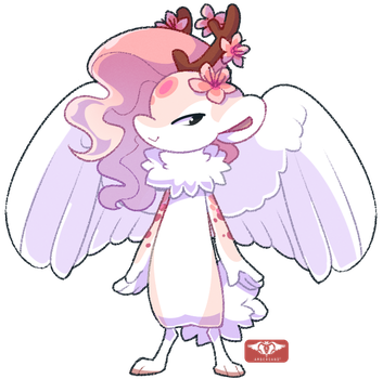 #051 Perfaunt - Cherry Blossom -CUSTOM- by Sindonic