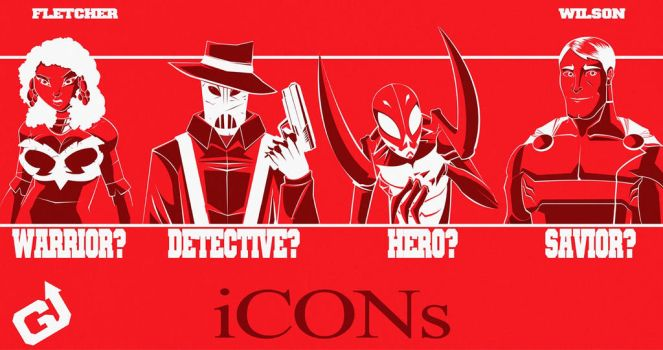 Icons by GroundUpStudios
