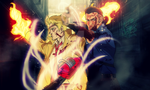 ASH and Constantine VS Dead Forces of Evil by DEMONAnelot