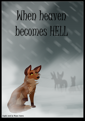 When heaven becomes HELL - Cover by MonaHyena