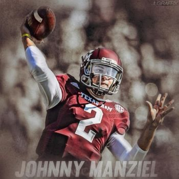 Johnny Manziel by jlgraffix