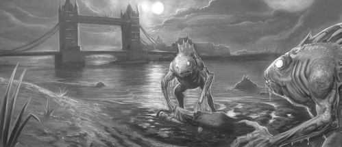 London Boxed Set - Tidal Findings by ScottPurdy