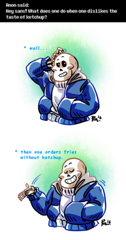 Undertale ask blog: not sure what you expected by neonUFO