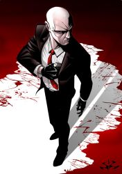 HITMAN - Leave No Witness by PatrickBrown