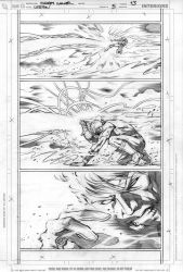 Legion Issue 5 p.13 by Cinar