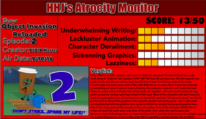 Atrocity Monitor #28 - OIR: Episode 2 by OfficialHHJ