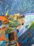 Leo Mobile Suit by Cromwell300
