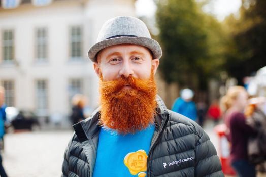Red Beard by EL3-Imagery