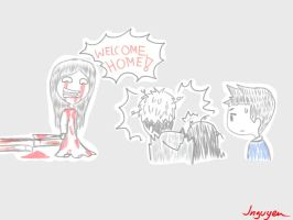 Welcome, Home by AznFlesh