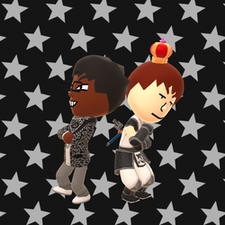 YIn Yang Miis or Black and White! by SlyZeke101