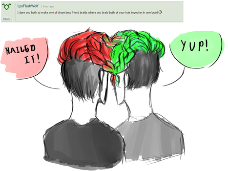 Septiplier Ask or Dare #2 by CaseyKeshui