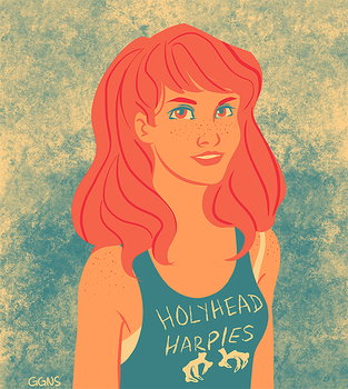 ginny (color palette meme) by ggns
