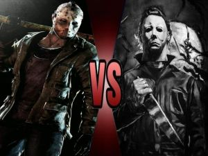 DWOAH Jason Voorhees Vs Michael Myers By Garchompisbeast On DeviantArt