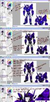 Speedy's Transformers Colouring Tutorial by TheSpeed0fLlight