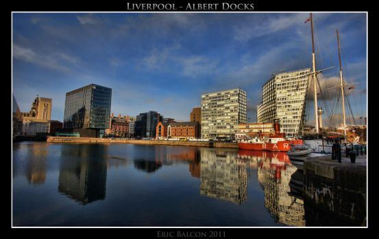 Liverpool docks by Tripper67