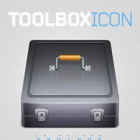 Toolbox Icon by Pabloban