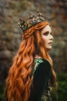 Ginger queen by Black-Bl00d