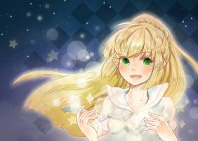 Lillie in the Stars by Apus-Pallidus
