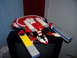 LEGO New Orleans Class view 2 by Tzoli