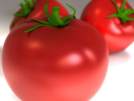 Speedbattle: Vegetables - Tomato by Yakul