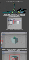 abstract C4D tutorial + basics by Lianman