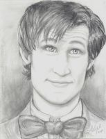 11th Doctor by Tobi-ChansCookie