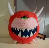 Doom Cacodemon Plush by Spaceman130