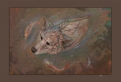 Koi-speed paint by daisy7
