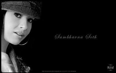 Wallpaper :: Sambhavna Seth by msahluwalia