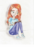 Clary Fairchild by LivreRose